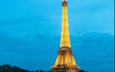 رحلة الي مدينة الجمال باريس